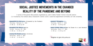 Social Justice Movements in the Changed Reality of the Pandemic and Beyond