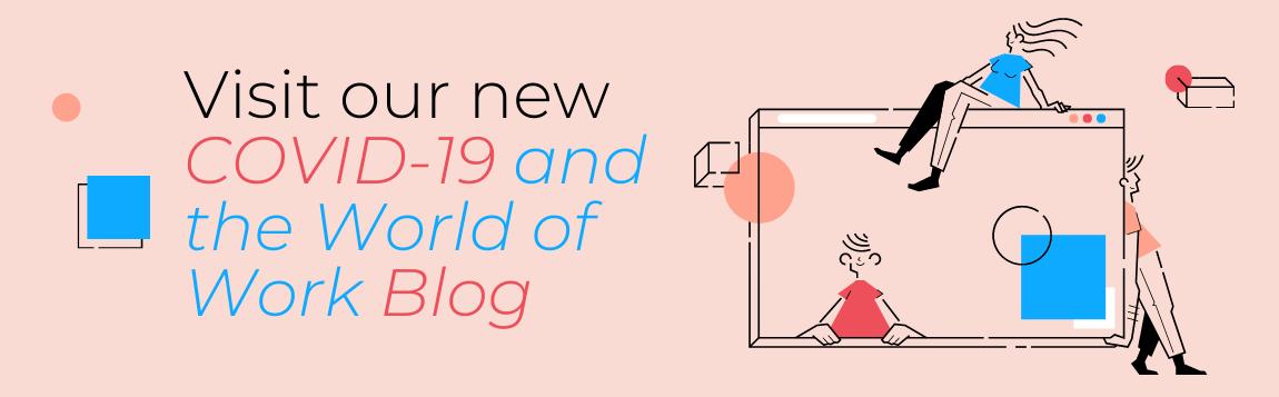 New COVID-19 Blog