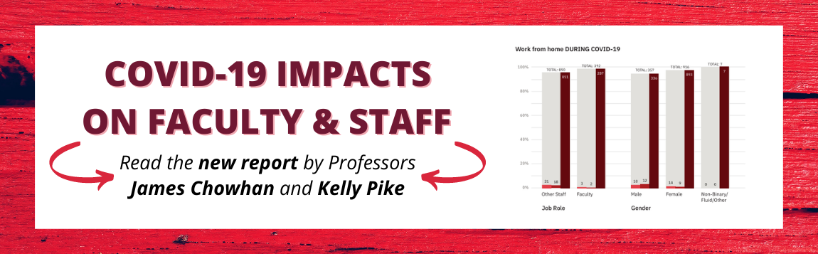 Impacts on Faculty and Staff
